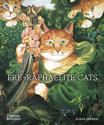 9780500291382: Pre-Raphaelite Cats