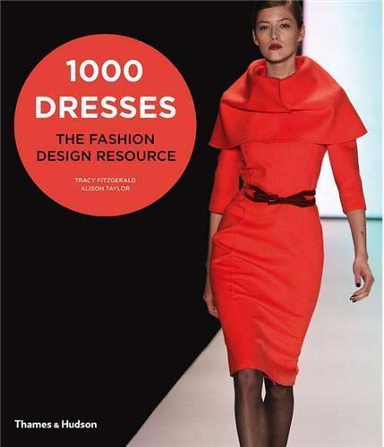 9780500291443: 1000 dresses - the fashion design resource