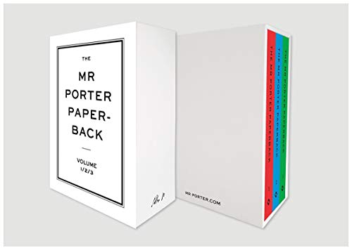 9780500291863: The Mr Porter Paperback: Slipcased Edition: The Manual for a Stylish Life: Volumes One, Two, and Three