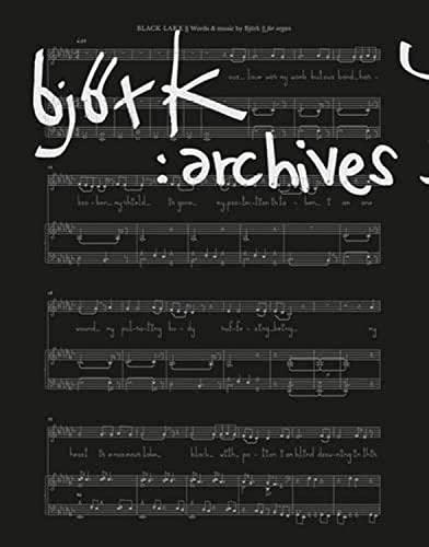 9780500291948: Björk: Archives