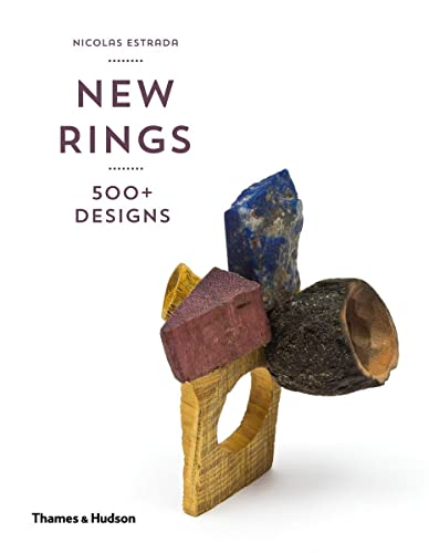 9780500292402: New Rings: 500+ Designs from Around the World (Revised Edition)