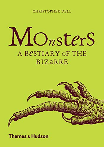 9780500292556: Monsters: A Bestiary of the Bizarre -mini edition-