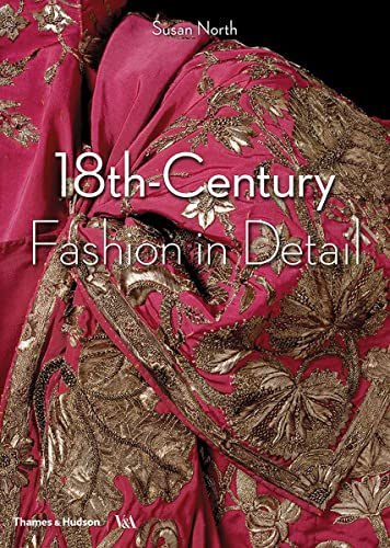 9780500292631: 18th-Century Fashion in Detail