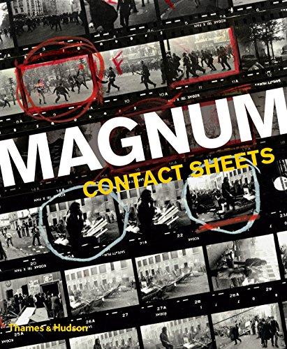 9780500292914: Magnum Contact Sheets