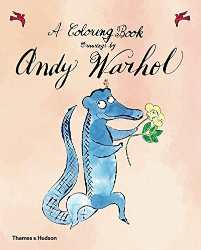 A Coloring Book: Drawings by Andy Warhol: Andy Warhol