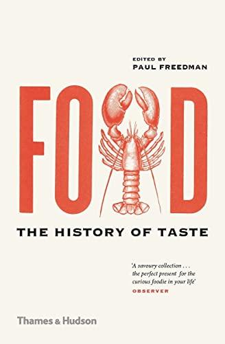 9780500295373: Food: The History of Taste