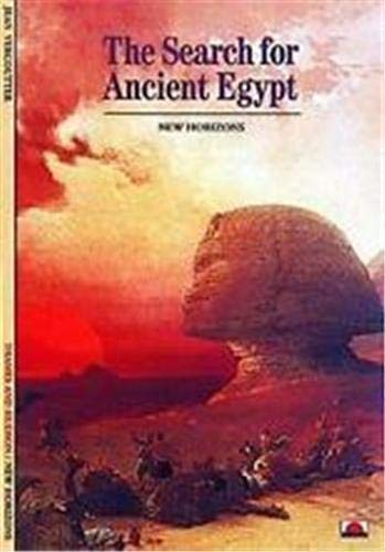 9780500300138: Search for Ancient Egypt (New Horizons) /Anglais