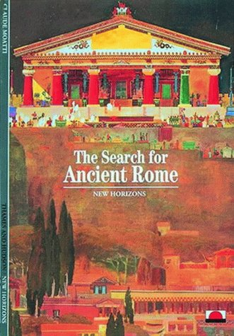 9780500300268: The Search for Ancient Rome (New Horizons S.)