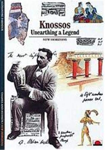 9780500300695: Knossos: Unearthing a Legend (New Horizons)