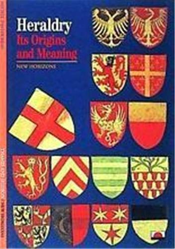 9780500300749: Heraldry: Its Origins and Meanings (New Horizons)