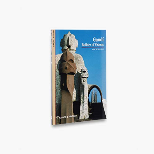 9780500301081: Gaudí: Builder of Visions (New Horizons)