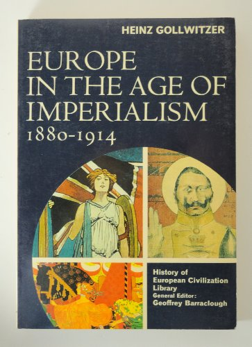 9780500320143: Europe in the Age of Imperialism, 1880-1914