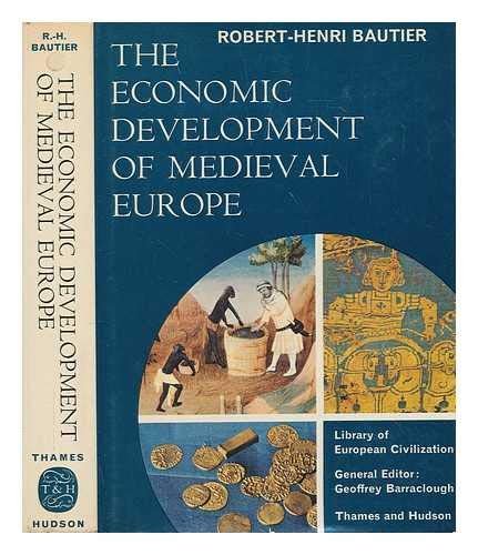 9780500320211: Economic Development of Mediaeval Europe (Library of European Civilization)