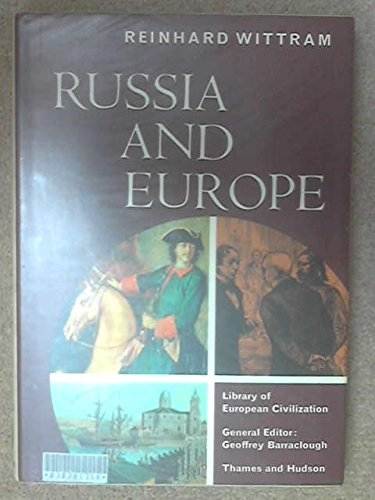 9780500320280: Russia and Europe (Library of European Civilization)