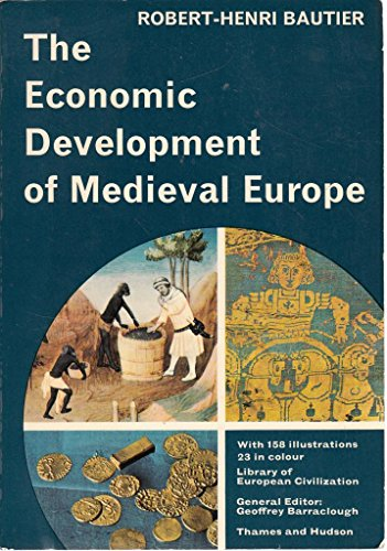 9780500330210: Economic Development of Mediaeval Europe (Library of European Civilization)