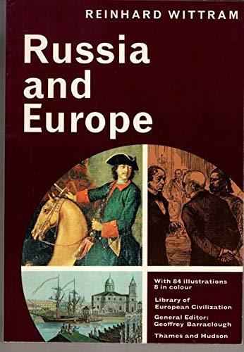 9780500330289: Russia and Europe (Library of European Civilization)