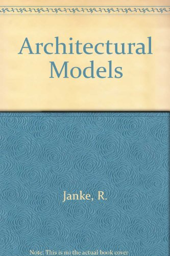 9780500340318: Architectural Models