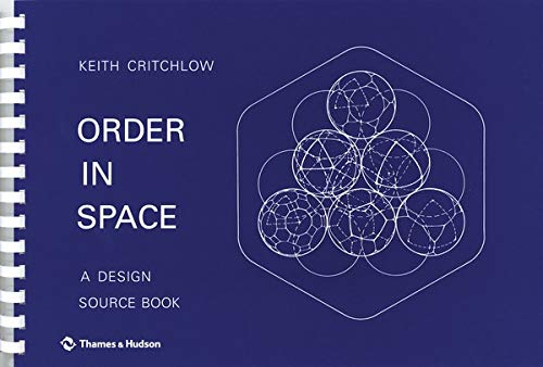 9780500340332: Order in Space: A Design Source Book