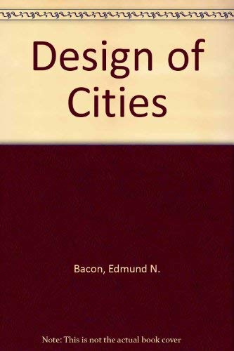 9780500340516: Design of Cities