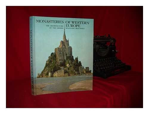 9780500340523: Monasteries of Western Europe: The Architecture of the Orders