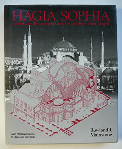 9780500340981: Hagia Sophia