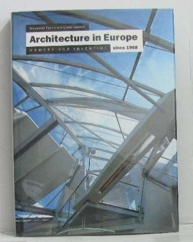 9780500341230: ARCHITECTURE IN EUROPE SINCE 1968: MEMORY AND INVENTION