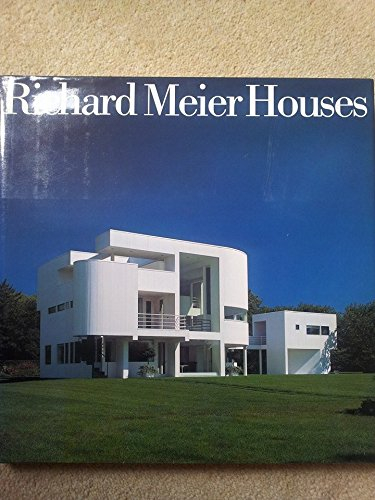 9780500341490: Richard Meier Houses