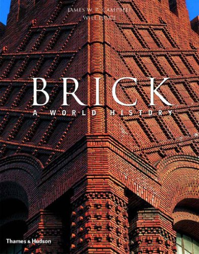9780500341957: Brick: A World History