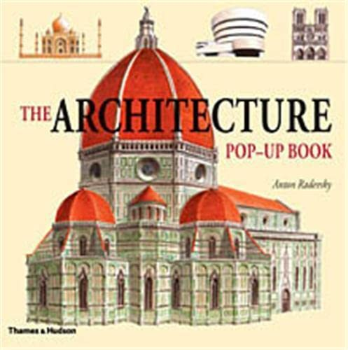 9780500342039: The Architecture Pop-Up Book /Anglais