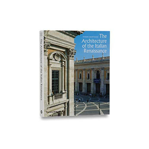 9780500342206: The Architecture Of The Italian Renaissance
