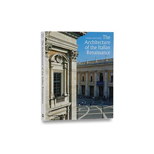 9780500342206: Architecture of the Italian Renaissance