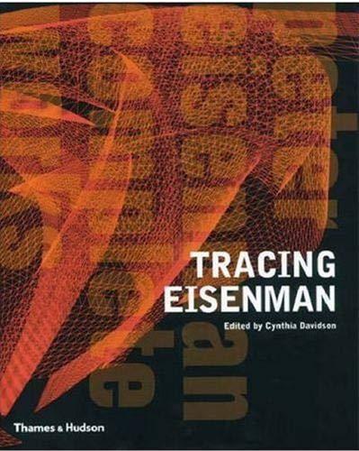 9780500342251: Tracing Eisenman /Anglais