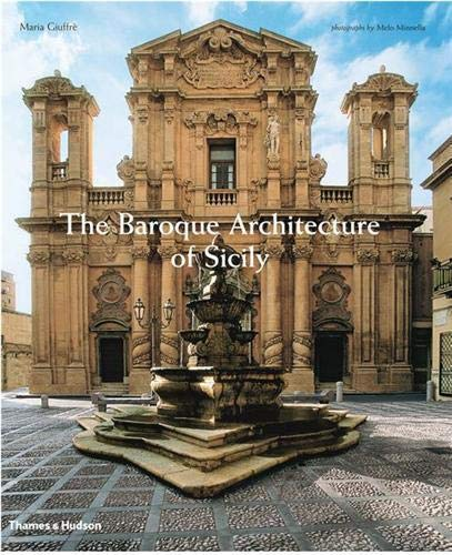 9780500342398: The Baroque Architecture of Sicily