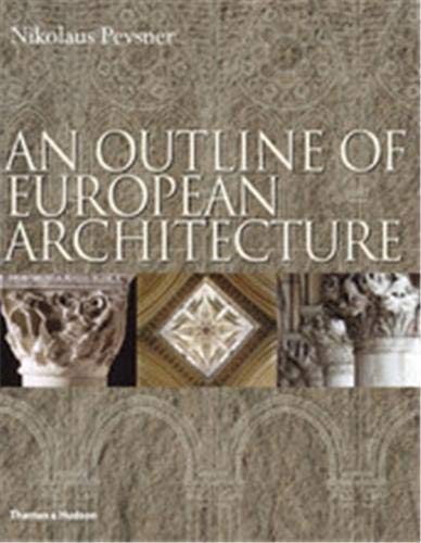 9780500342411: An Outline of European Architecture