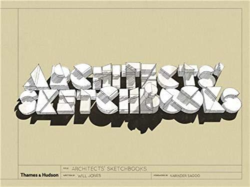 9780500342688: Architects' Sketchbooks