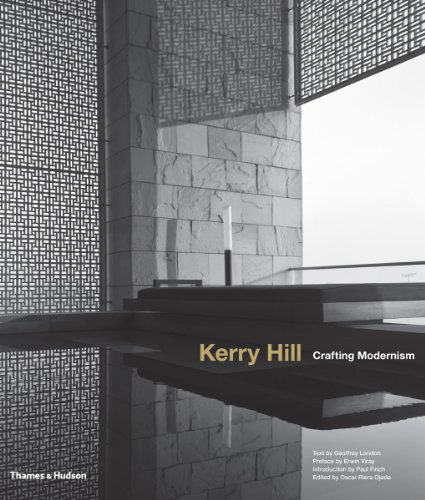 9780500342862: Kerry Hill: Crafting Modernism