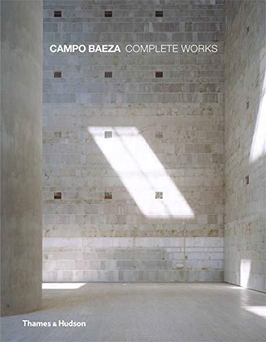 9780500342947: Campo Baeza: Complete Works
