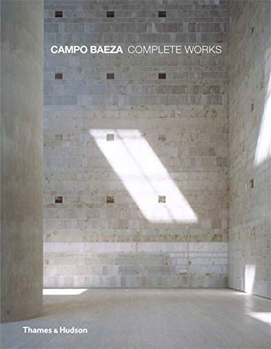 9780500342947: Campo Baeza: complete works