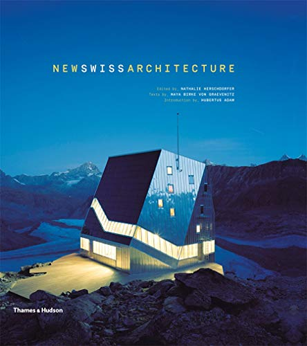 9780500343036: New Swiss Architecture