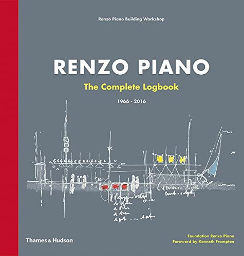 9780500343104: Renzo Piano: The Complete Logbook