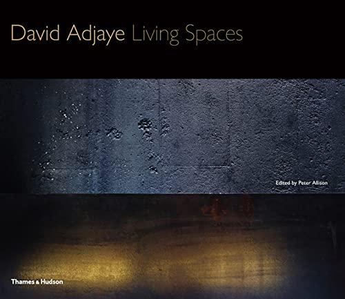 9780500343258: David Adjaye: Living Spaces