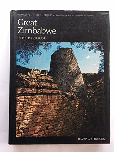 9780500390122: Great Zimbabwe (New Aspects of Antiquity)