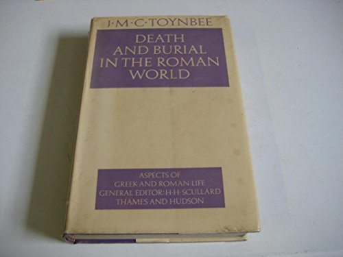 9780500400159: Death and Burial in the Roman World