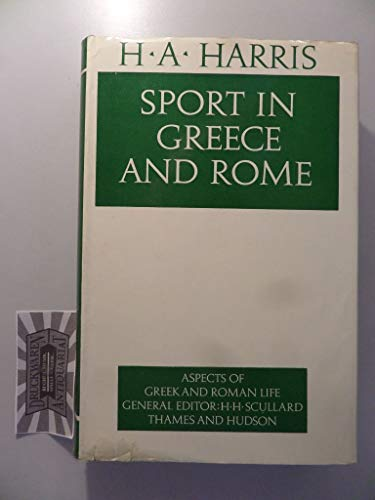 9780500400227: Sport in Greece and Rome (Aspects of Greek and Roman Life)