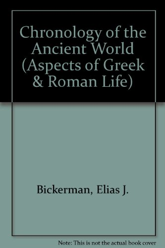 9780500400395: Chronology of the Ancient World