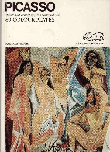 9780500410042: Picasso (Dolphin Art Books)