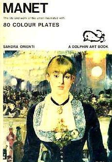 9780500410110: Manet (Dolphin Art Books)