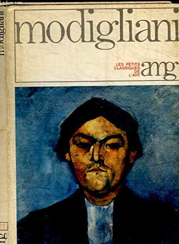 Modigliani: Ponente, Nello, Illustrated by Amedeo Modigliani