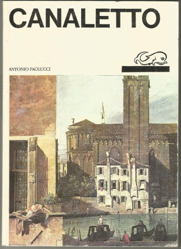 9780500410400: Canaletto (Dolphin Art Books)