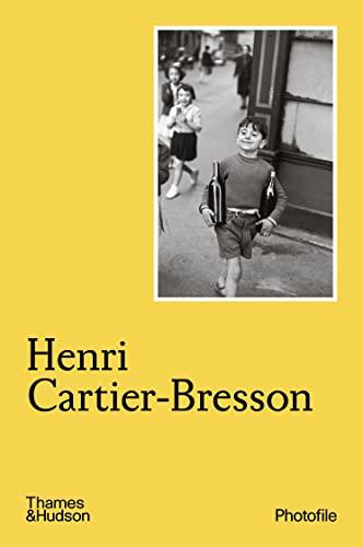 9780500410608: Henri Cartier-Bresson (Photofile)